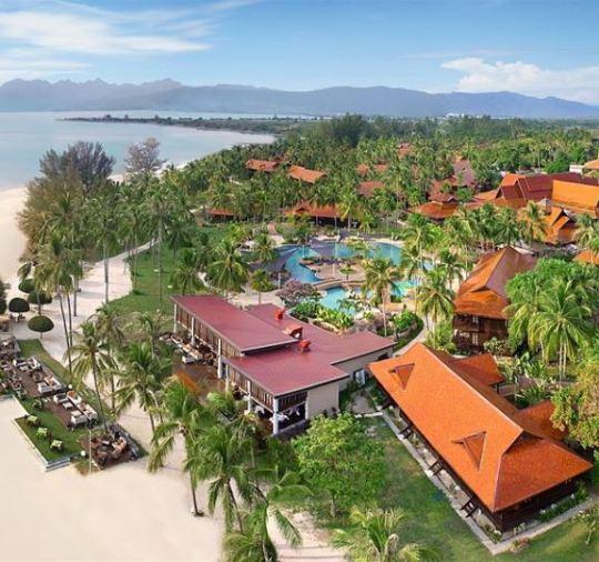 Meritus Pelangi Beach Resort Langkawi