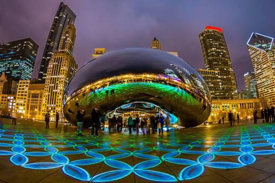 millennium park chicago