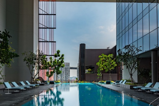 Oasia Hotel Downtown Singapore