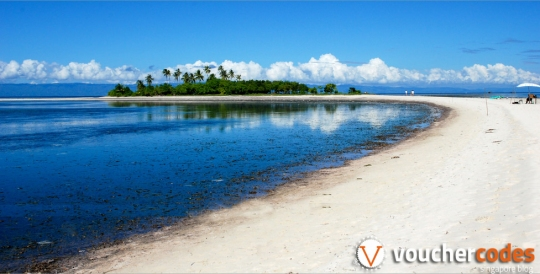 Holiday beaches in PH