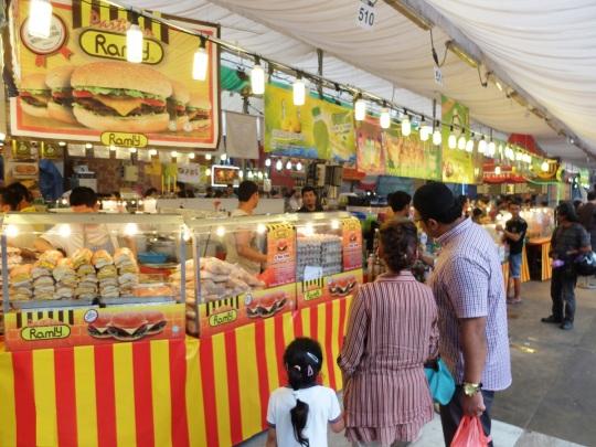 ramadan bazaar singapore
