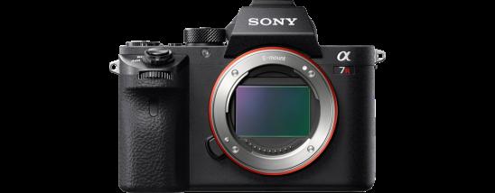 Sony α7R II digital camera