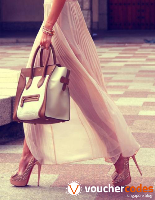 STYLISH BAG AND SHOES Fro Women