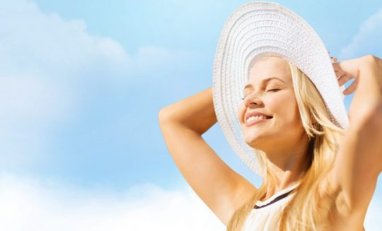 home remedies for glowing skin in summer