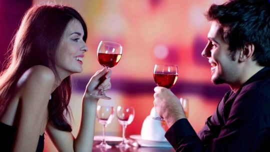 dinner with your love