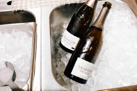 Champagne Drappier, Nv, Brut Nature Sans Souffre