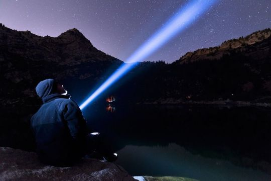 powerful lights for hiking