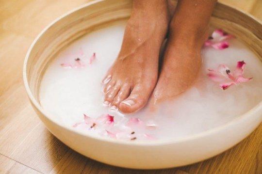 soak feets