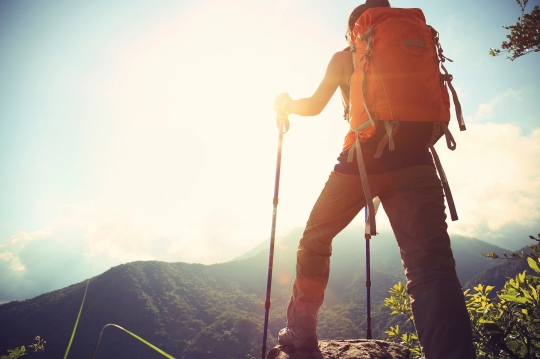 hiking essential for beginners