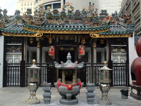 Yueh-Hai-Ching-Temple